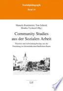 Community Studies aus der sozialen Arbeit