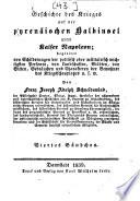 Geschichte des Krieges auf der pyrenäischen Halbinsel unter Kaiser Napoleon