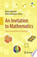 An Invitation to Mathematics