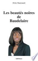 Les beaut  s noires de Baudelaire