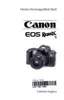 Canon Eos Rebel X Xs