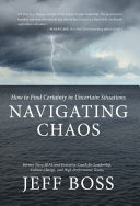 Navigating Chaos : tumultuous circumstances. as a navy...
