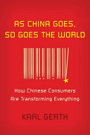 download ebook as china goes, so goes the world pdf epub