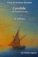 Fiche de lecture illustrée - Candide ou l'optimisme, de Voltaire
