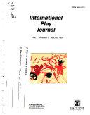 International Play Journal