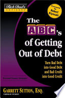Rich Dad S Advisors The Abc S Of Getting Out Of Debt