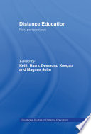 Distance Education  New Perspectives