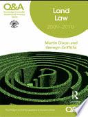 Q A Land Law 2009 2010