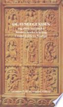 Olavslegenden og den latinske historieskrivning i 1100-tallets Norge