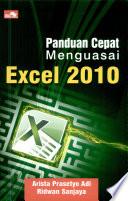 Panduan Cepat Menguasai Excel 2010
