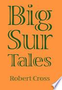 Big Sur Tales book