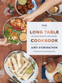 The Long Table Cookbook Book