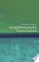 Schopenhauer  A Very Short Introduction