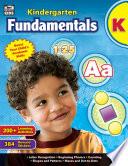 Kindergarten Fundamentals