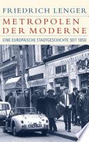 Metropolen der Moderne