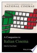 A Companion to Italian Cinema