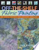 Off The Shelf Fabric Painting