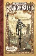 Gris Grimly S Frankenstein book