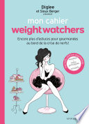 Mon cahier weight watchers