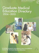Graduate Medical Education Directory 2004 2005