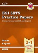 New KS1 Maths and English SATS Practice Papers Pack  for the Tests in 2018 and Beyond    Pack 1