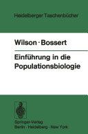 Einführung in die Populationsbiologie
