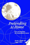 Pretending at Home Book PDF