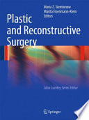 Plastic And Reconstructive Surgery book
