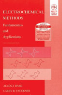 Electrochemical methods