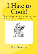 I D Rather Starve Than Cook Pdf/ePub eBook