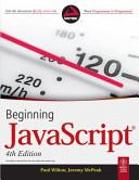 Beginning Javascript 4th Ed book