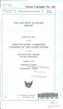 The 2006 Joint Economic Report