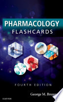 Pharmacology Flash Cards E Book