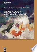 Genealogy  Archive  Image