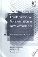 Courts and Social Transformation in New Democracies
