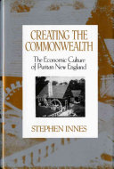 Creating the Commonwealth