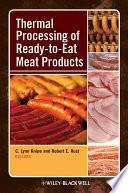 Thermal Processing of Ready to Eat Meat Products