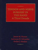 Tendon and Nerve Surgery in the Hand