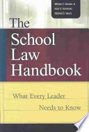 The School Law Handbook
