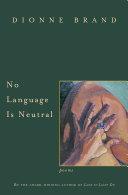 No Language is Neutral