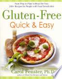 Gluten Free Quick   Easy