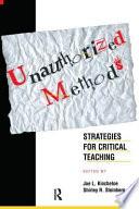 Unauthorized Methods
