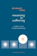 Meaning in Suffering Book PDF