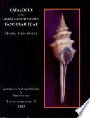 Catalogue of the Marine Gastropod Family Fasciolariidae