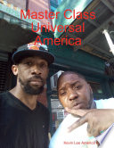 Master Class Universal America Enter Or Reinvent Your Modeling Or Acting Comedy Career