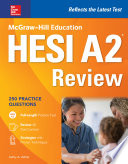 McGraw Hill Education HESI A2 Review
