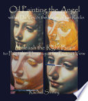 Oil Painting the Angel within Da Vinci   s the Virgin of the Rocks
