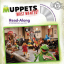 Muppets Most Wanted Read Along Storybook and CD