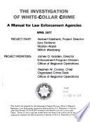 The Investigation Of White Collar Crime