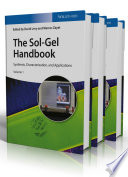 The Sol Gel Handbook